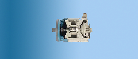 Argal Mechanical Sealed Direct Drive