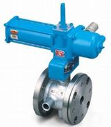 Full Jacket 2-Way Ball Valve