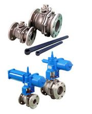 Hisaka General 2-Way Floating Ball Valve