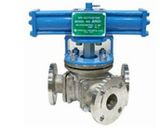 Type: Y-Type, 3-Way Driverting Ball Valve