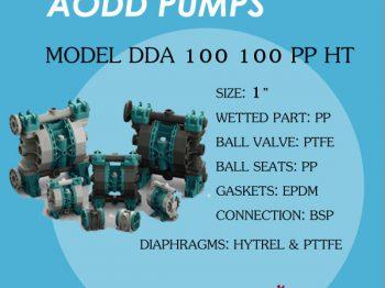 ราคา AODD Pump